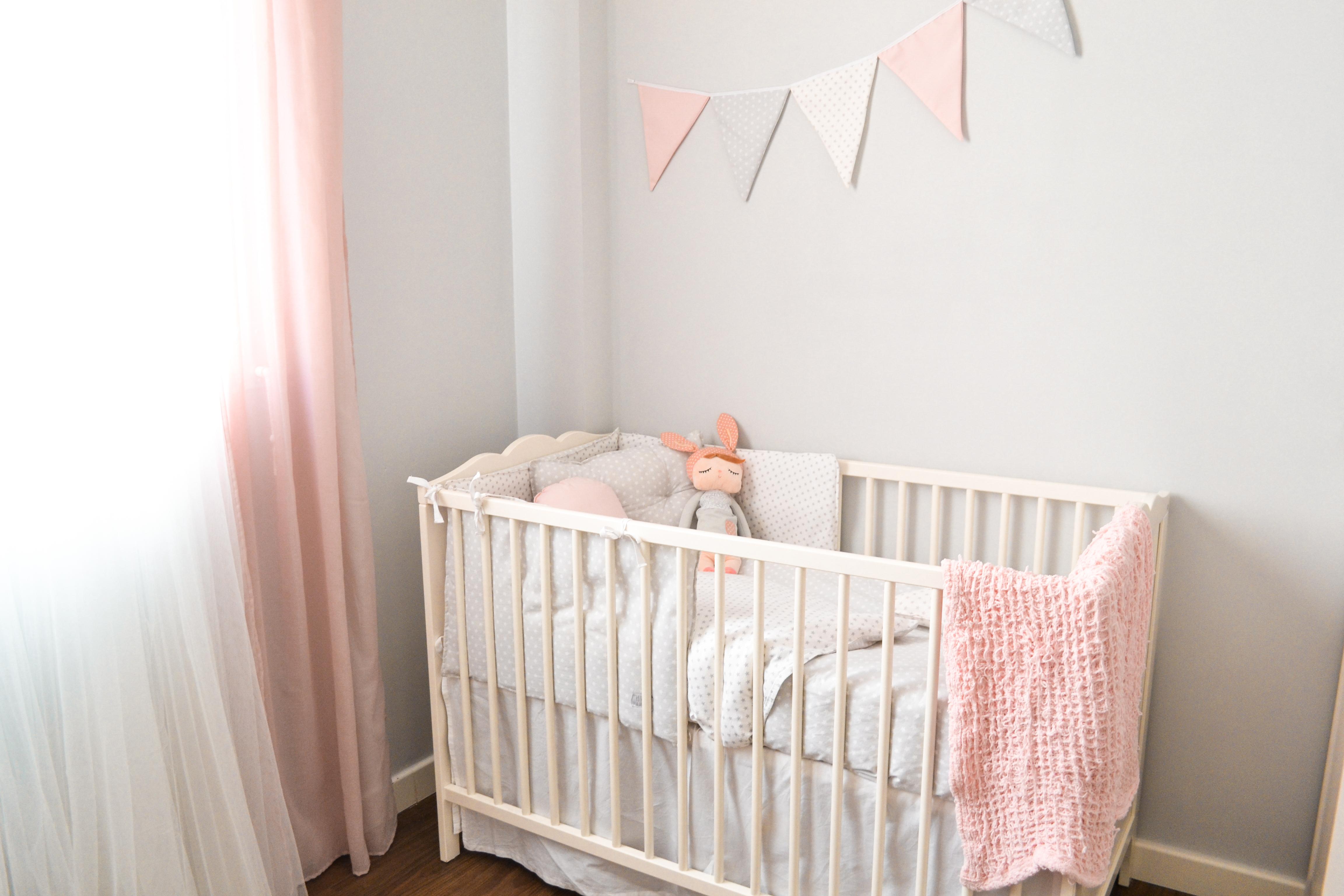 Habitación-bebe-niña