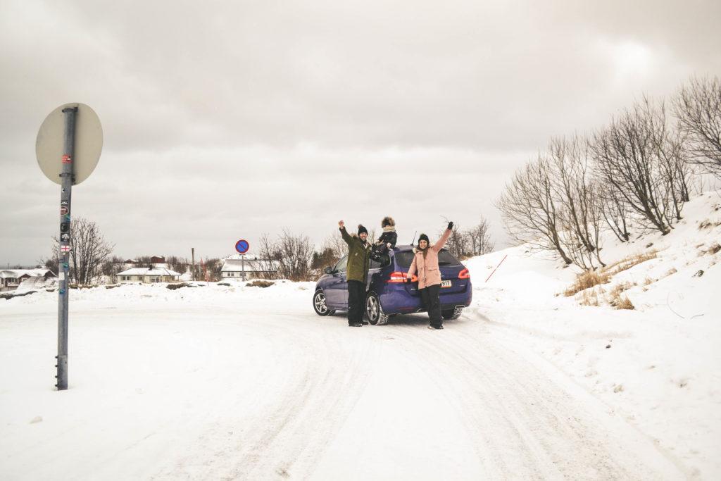 Alquiler-coche-islas-Lofoten