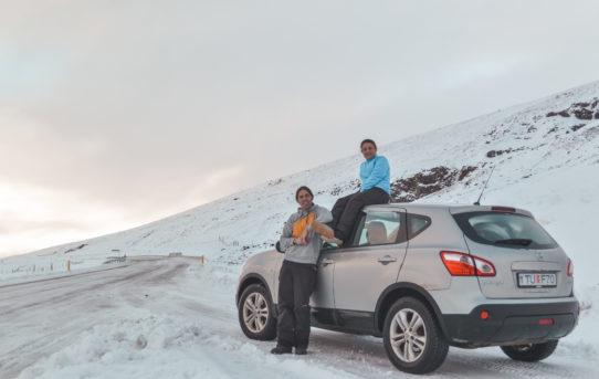 Guia 10 días por Islandia