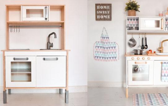 Hack Ikea Duktig - Customiza la cocina Ikea