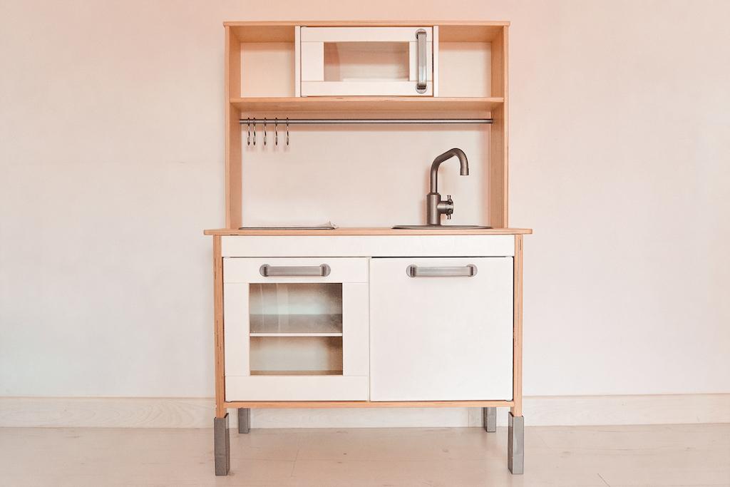 Hack Ikea Duktig - Customiza la cocina Ikea - My family Trip