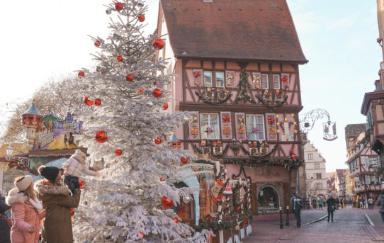 Presupuesto viaje a Alsacia en Navidad