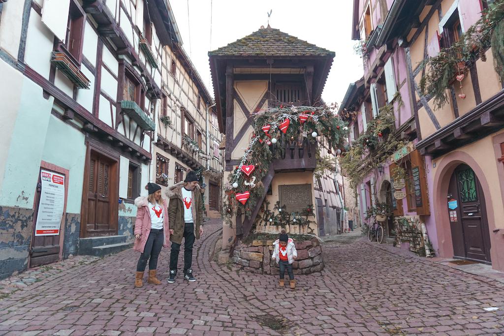 que ver Alsacia Navidad