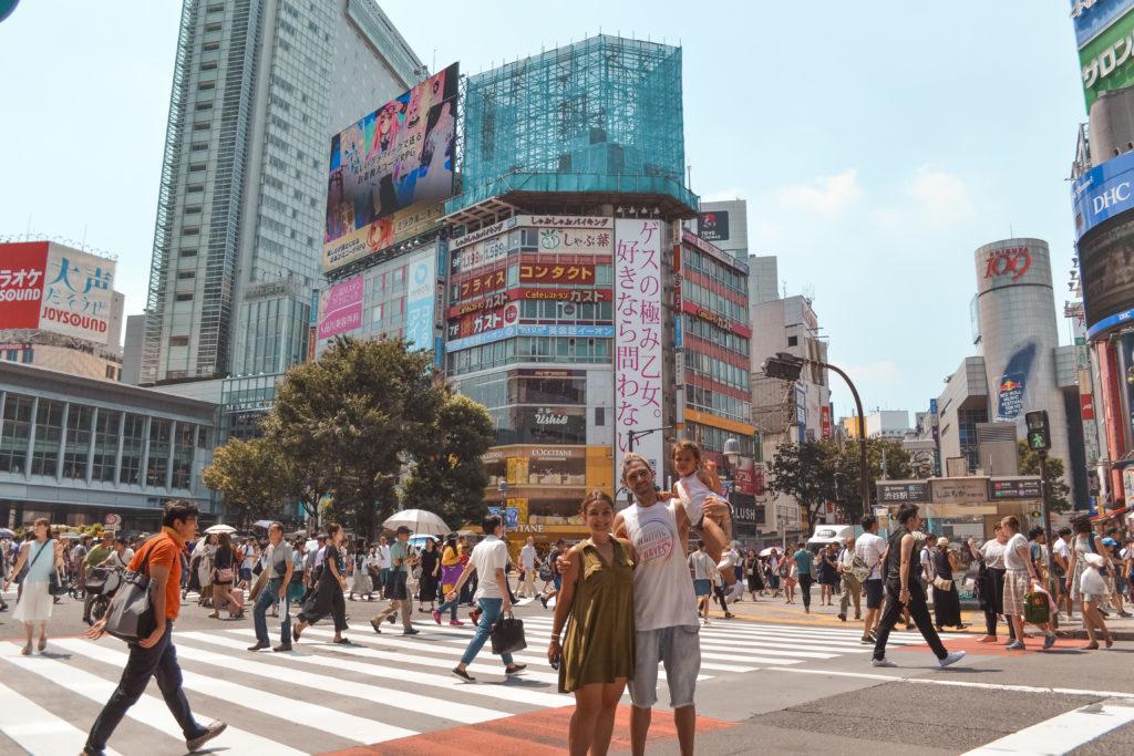 Viaje japon niños