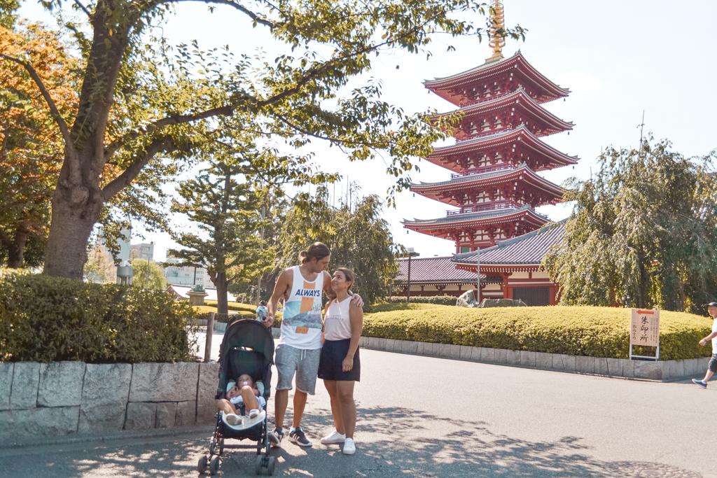 ruta japon niños