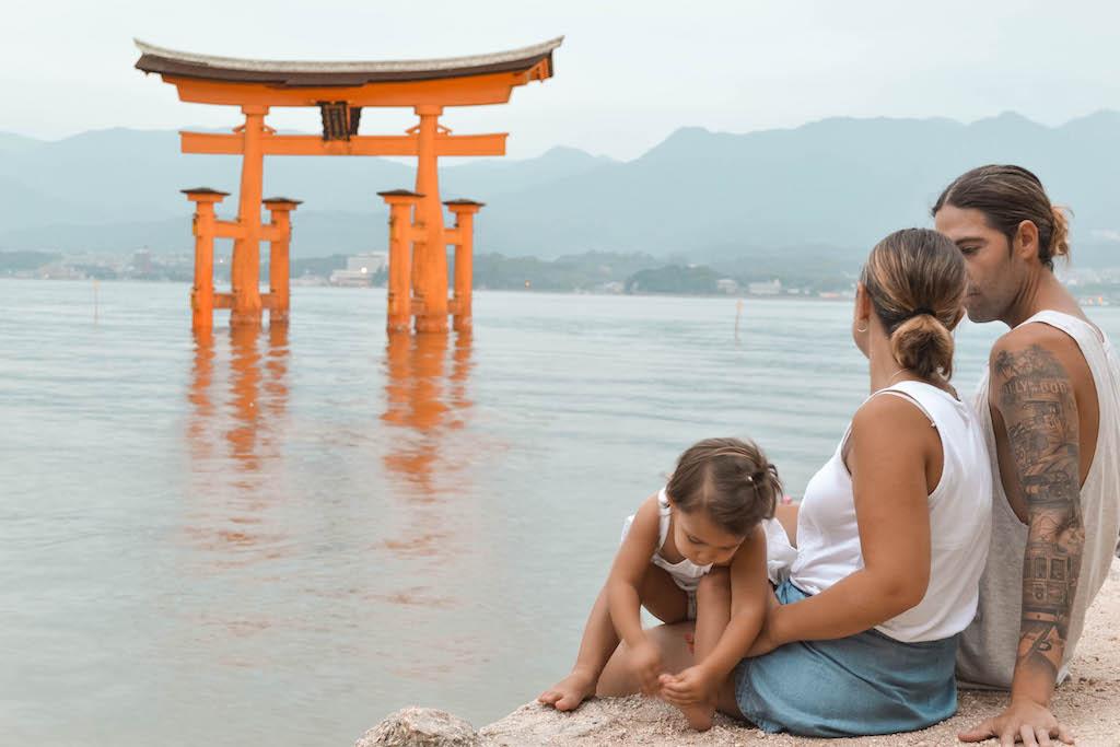 Nuestra forma de viajar con niños