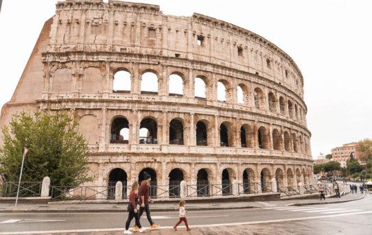 Presupuesto - 3 días en Roma